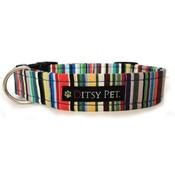 Ditsy Pet - Joseph Dog Collar