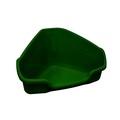 Pet Corner Litter Tray – Green 2