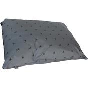 Hem & Boo - Country Print Deep Duvet Dog Cushion - Grey