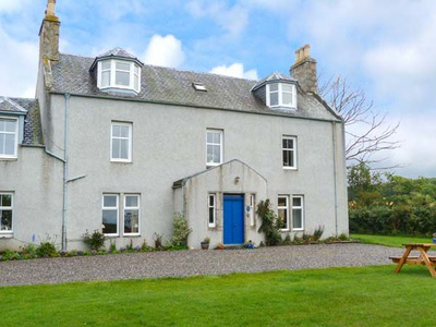 The West Wing, Highland, Grantown-on-Spey