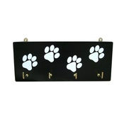 Crafty Pup - Four Paws Personalised Lead Holder