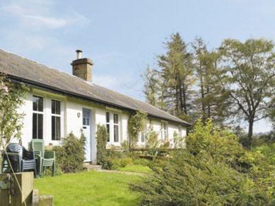 Craigend Cottage, Scottish Borders