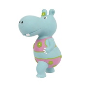 Pet Brands - Hippo Squeaky Dog Toy