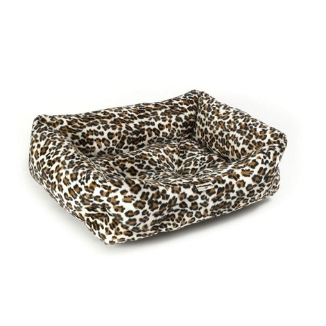 Cheetah Dog Bed