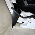 Wander Hammock Car Seat Cover - Black 4