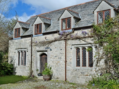 The Manor Wing, Cornwall, Saint Blazey