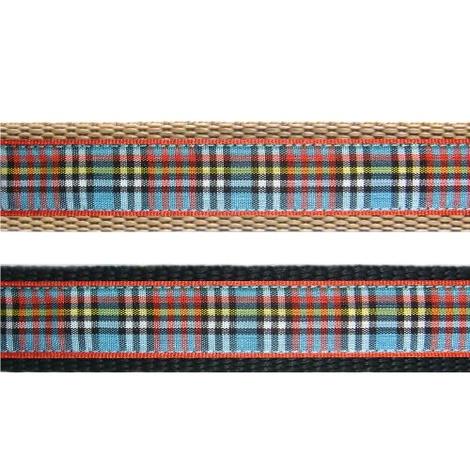 Scottish Anderson Tartan Dog Collar – Black 5