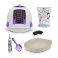 The Igloo' for Cats Starter Kit – Purrfect Purple