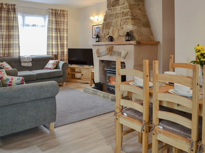 Deer Lodge, North Yorkshire, Staithes