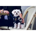 Daisy Floral Cashmere Dog Sweater 2