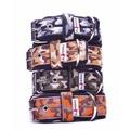 4cm width Fleece Comfort Dog Collar - Safari Camo 2