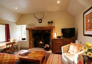Croft End Cottage, Perthshire 5