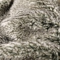 Faux-Fur & Fleece Dog Blanket - Squirrel 2
