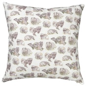 Stefanie Pisani - Badger Print Cushion