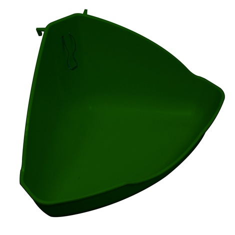 Pet Corner Litter Tray – Green