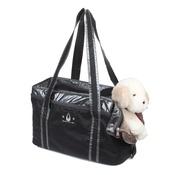Zu & Lu - Karen Dog Carrier - Black