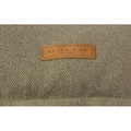 Stonewashed fabric cushion bed - Hammersmith 4