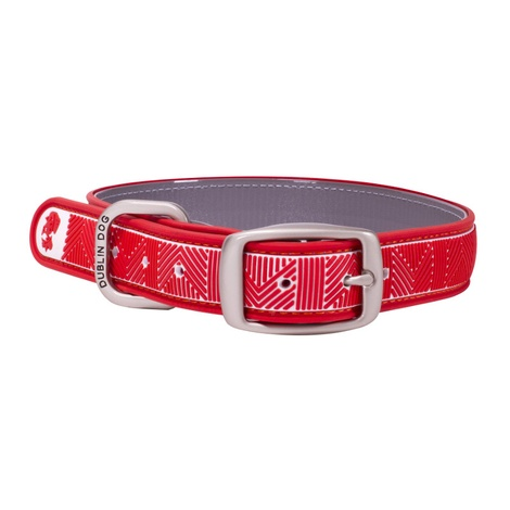 All Style No Stink Waterproof Dog Collar – Chevron Nau