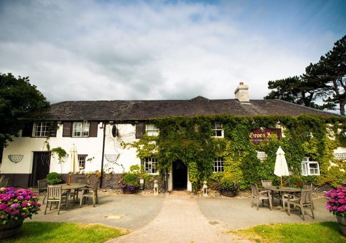 The Groes Inn, Wales 1