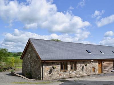 Y Dderwen, Powys, Llanfair Caereinion