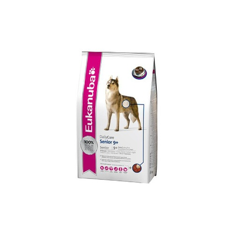 Eukanuba Senior 9 Plus Dog Food 2.5kg
