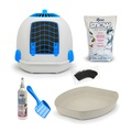 The Igloo' for Cats Starter Kit – Alaskan Blue
