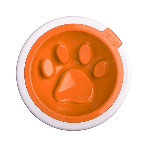 Fellipet™ Kaleido Good Manners - Tangerine