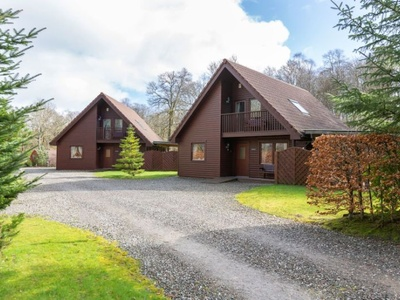 Lomond Luxury Lodges, Scotland