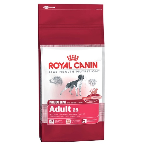 Medium Adult 25 Dog Food
