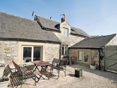 The Smithy, Derbyshire, Brassington