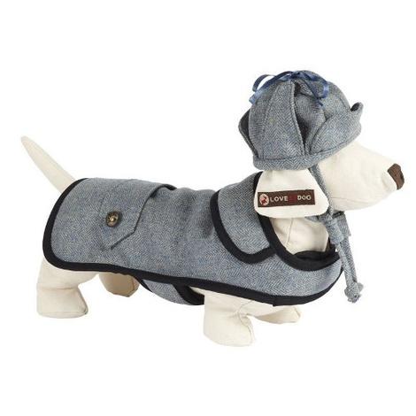Rivington Tweed Dog Coat 3