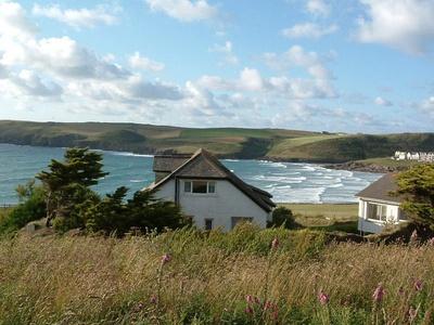 Gullsway: September Tide, Cornwall, Polzeath