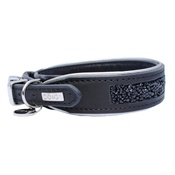 DO&G - Precious Stones Collar - Black/Silver