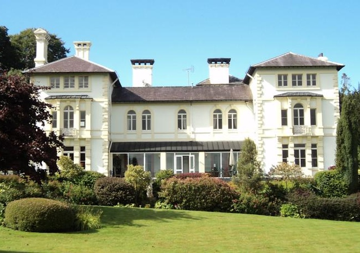 The Falcondale, Wales 1