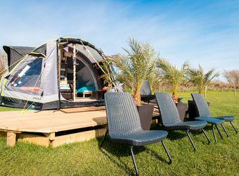 Llangennith Scamper Holidays - Camper Air-Tent