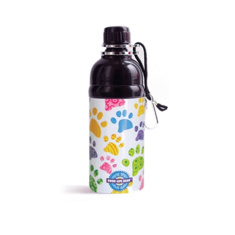 Paws 500ml Pet Water Bottle