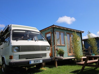 Llangennith Scamper Holidays - Tiki-Van, Swansea