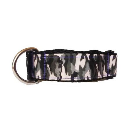 "Army Dog Collar 1"" Width"