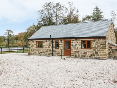 Bear Lake Lodge, Derbyshire, Belper