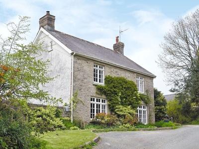 Lordship Farmhouse, Pembrokeshire