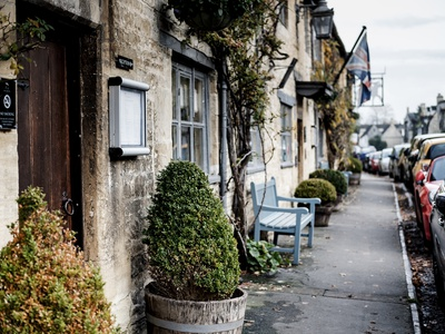 The Lamb Inn, Oxfordshire, Burford