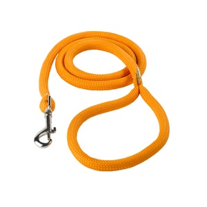 Braided Dog Lead – Juicy Orange