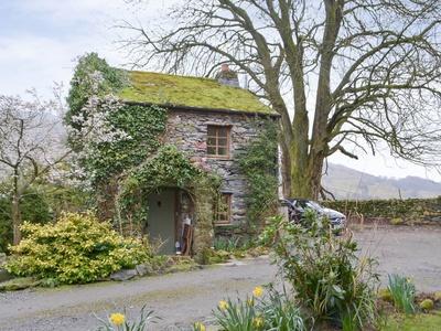 St Francis Cottage, Cumbria, Ulpha