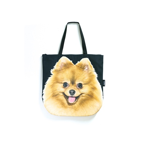 Colin the Pomeranian Dog Bag