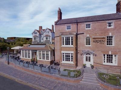 The Arden Hotel, Warwickshire, Stratford Upon Avon