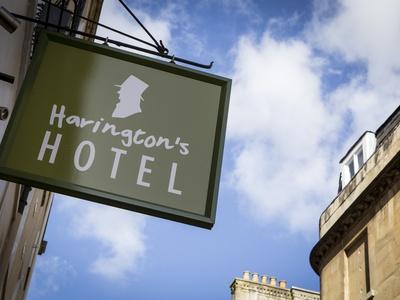 Harington's Hotel, Bath, Bath