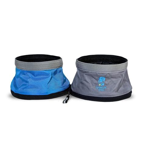 Nomad Pet Travel Bowls – Pacific Blue