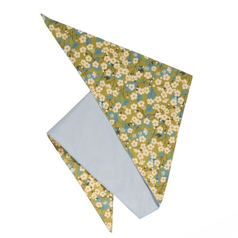 Liberty Mitsi Dog Bandana – Seedling