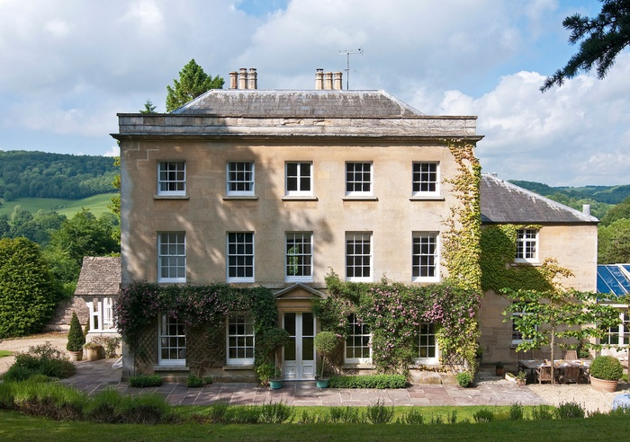 Sheepscombe House, Gloucestershire 1