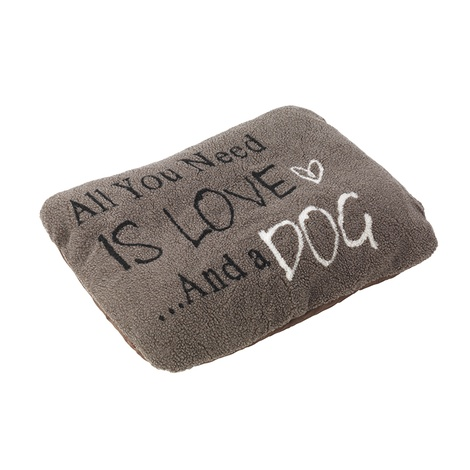 All You Need is Love Dog Cushion – Coco 2
